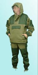 Костюм горка Партизан-про. Одежда для охотников