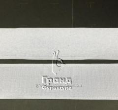 Лента липучка белая 50 мм