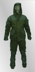 Suit hill of Guerrillas. The clothes are