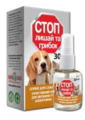 Spray of feet deprive also a fungus of 300 ml