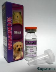 Gentafarm of 0,4% (drop eye)