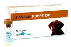 Nobivak in-on Puppy (plague and enteritis)