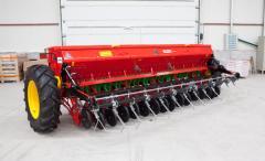 Механическая сеялка Ozdoken HBM-SK28 для зерновых