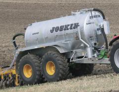 Цистерна для транспортировки и внесения в почву