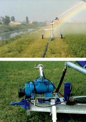 Барабанные оросительные машины AMAKO Irrigation