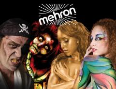 MEHRON Make-up, face painting, professional
