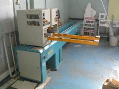 Двухголовочный станок для сварки углов 380 Yilmaz
