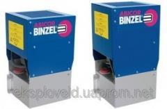 Block of compulsory cooling of WK 23 Binzel,