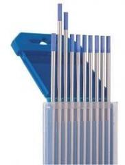 Tungsten electrode of WL-20, blue