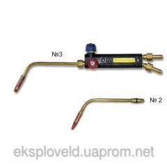 Torch propane GZU-247, 6/6 or 9/9mm