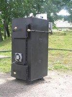 Екокотел 12,5 квт піролізний газогенераторний на