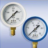The manometer for measurement of excessive