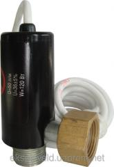 Heater electric gas PEG-3, PU-1, PEU-36