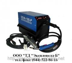 Semiautomatic device welding invertor SSVA-180-P,
