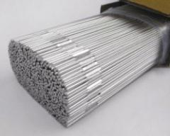 Additive bar for argonodugovy welding of aluminum