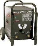 The transformer welding Patton of STSh-252-SGD,