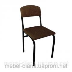 The chair is student's sof