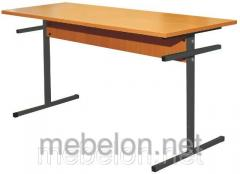 Table for school cafeteria 4 local with fastening