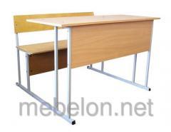 School desk school the Monolith without shelf