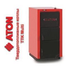 Твердотопливный котел ATON TTK Multi 16