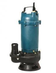 Дренажно-фекальный насос + оборудование WQD