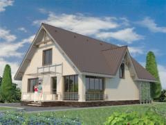 Типовые проекты домов и коттеджей, потовые проекты