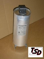 The condenser for reactive power compensation of