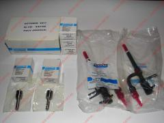Sprays, STANADYNE nozzles. Couples plunger, valve