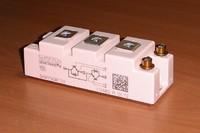 IGBT module power Semikron V-IGBT SKM75GB12V chip