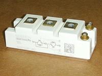 IGBT Semikron SKM75GB128D module