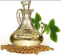 Soy oil syrodavlenny the made production, export