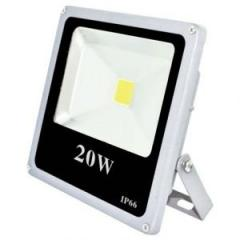 Прожектор 1x20Вт 6500 ДО LED Feron (LL-832)