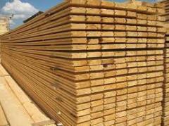 Construction woodwork