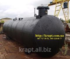 Резервуар підземний для сжижених углеводородних газів (СУГ)