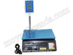 Electronic scales of Nokasonic 40 kg (R-138 code)