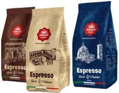 Amalfi Espresso Gusto Delicato coffee