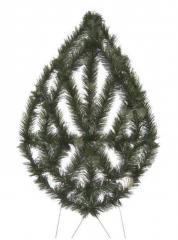 Ритуальные венки от производителя 105*60 из