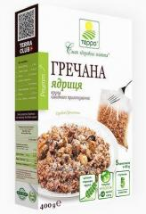 Quick-cooking cereals