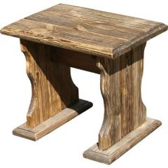 Stool wooden