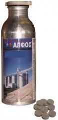 Fumigant of Alfos, Toksifos (aluminum phosphide,