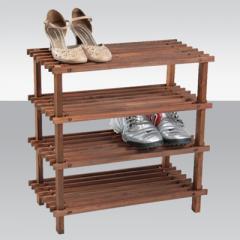 Полка для обуви из дерева