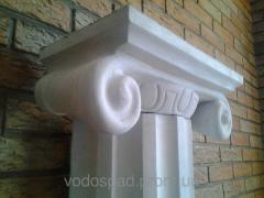 Полукапитель колонны-1