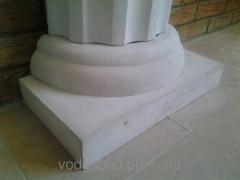 Полубаза колонны-1