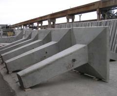Фундамент под высоковольтные опоры 35-500 кВт Ф-4А