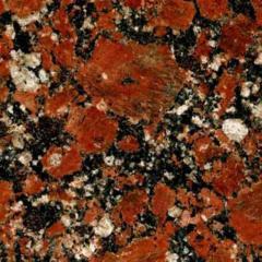 Granite Kapustyansky: the tile is facing, steps,