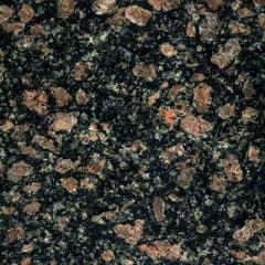 Granite Korninsky: the tile is facing, steps,