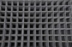 Grid welded 12x12, 25x12, 25x25, 25x50, 50x50 of a