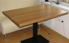 Table-top from a beech