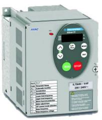 ALTIVAR 21 frequency converter. 0,75 to 75 kW