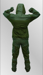 Suit protective hill of Guerrillas. The overalls
